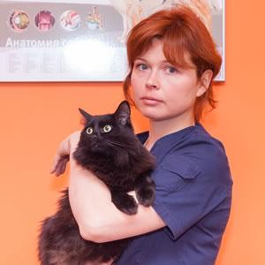 Людмила Валерьевна Бокарёва