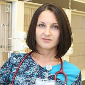 Валентина Викторовна Куриленко