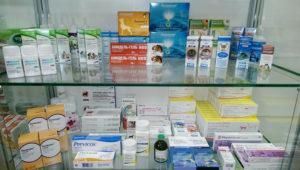 Ветеринарные препараты для собак и кошек в Одинцово