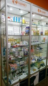 Ветеринарная аптека в Одинцово на ул. Маковского