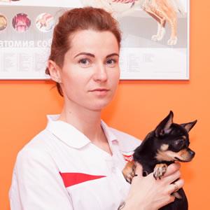 Елена Владимировна Фроленко