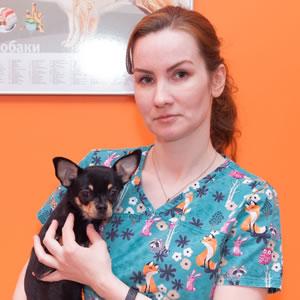 Олеся Андреевна Джаксон